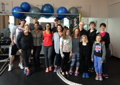 Gilda's Club Bootcamp