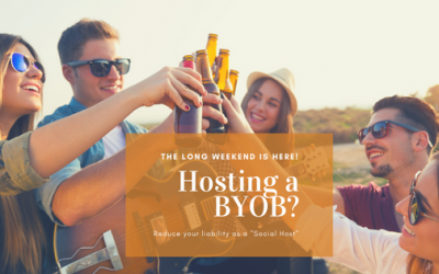 Hosting a BYOB Party? Protect Yourself and Your Guests
