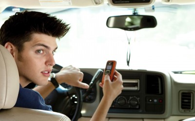Teens Get Social About Driving Safety