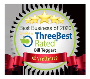 ThreeBest Rated Award Logo