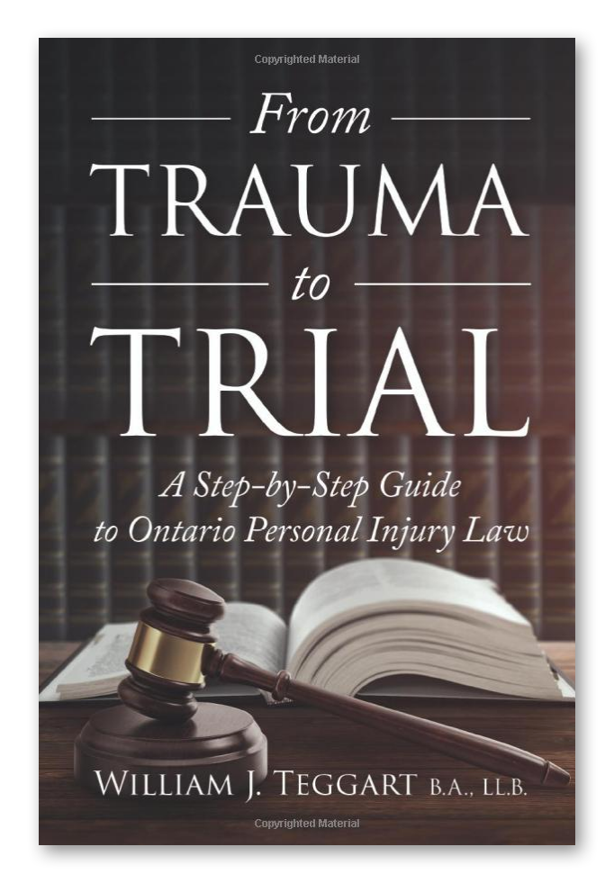 From Trauma to Trial Book Cover