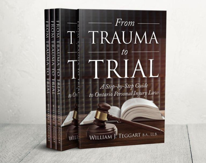 From Trauma to Trial Books