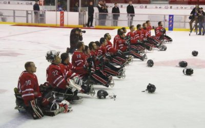 Rock the Sled – Team Canada